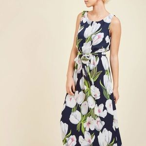 Modcloth 'You're Flowing Places' Maxi Dress